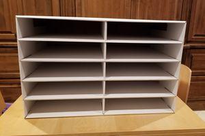 Construction Paper/Worksheet Storage Unit for Sale in Phoenix, AZ