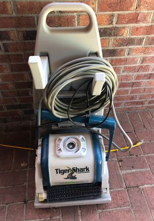 Tiger shark QC pool cleaner for Sale in Campobello, SC