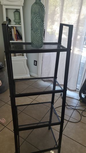 Black shelf for Sale in Buckeye, AZ