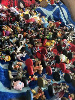 Amiibo Lot Nintendo Mario Zelda Smash Bro for Sale in San Dimas,  CA