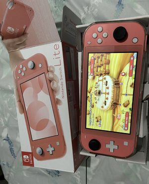 LIKE NEW CORAL SWITCH LITE for Sale in Oceanside, CA