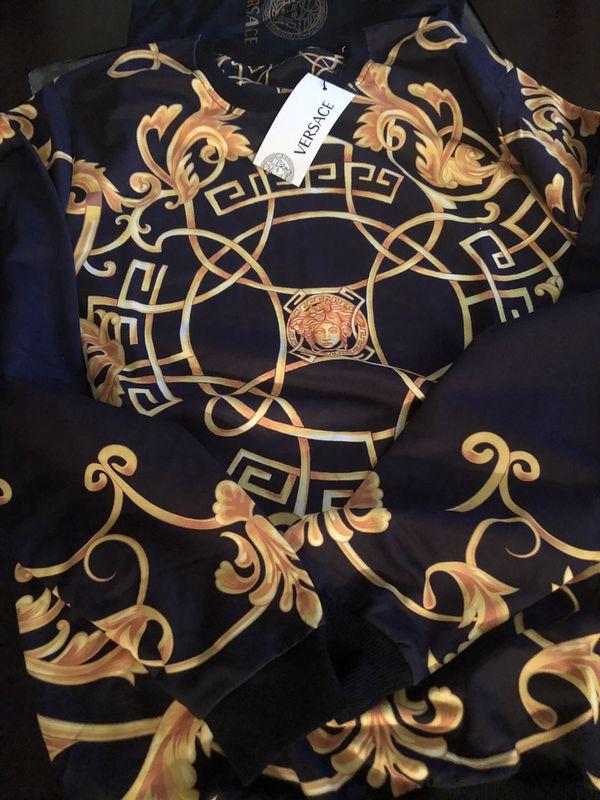 Light Versace shirt