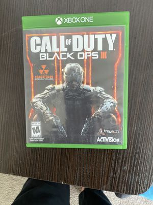 Call of duty black ops 3 for Sale in West Valley City, UT