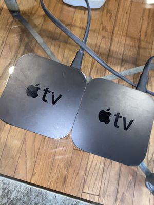 Apple TV (individual or package deal) for Sale in Spring, TX