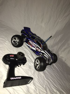 Traxxas Rustler RC car NEVER USED for Sale in Deer Park, WA