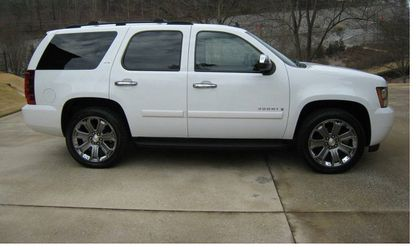 CLEAN INSIDE 2007 Chevrolet Tahoe 4WDWheels -afdssfd for Sale in Salt Lake City,  UT