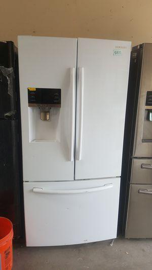 Samsung white fridge for Sale in Lewisville, TX