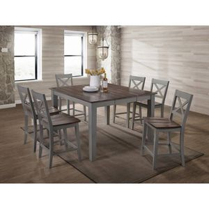"""Simmons Casegoods """"a La Carte"""" Counter Height Dining Table - Grey AA-9585 for Sale in St. Louis, MO"""
