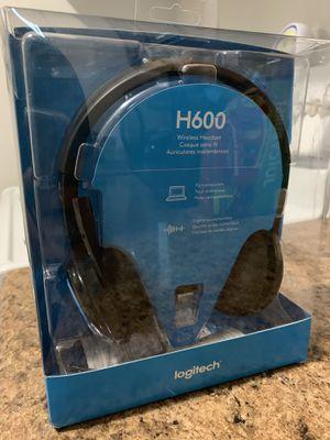 Logitech wireless headphones for Sale in Oakland Park, FL