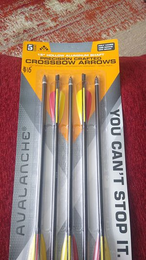 CROSSBOW ARROWS for Sale in Raleigh, NC