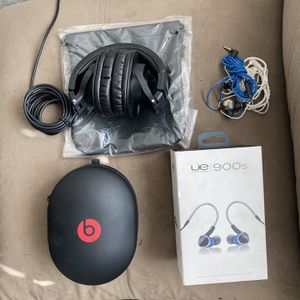 Headphone Lot for Sale in San Diego, CA