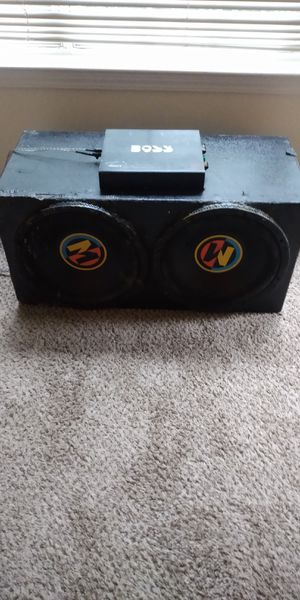 "2 ""15 Memphis audio speakers for Sale in Lawrenceville, GA"