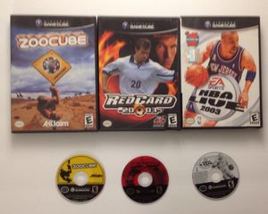 Nintendo original GameCube games for Sale in Highwood, IL