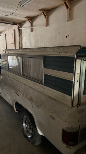 Camper shell for Sale in Huntington Park, CA