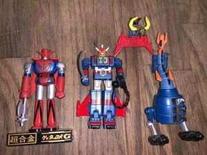 Vintage mazinger Z robot toys collectibles for Sale in Huntington Park, CA