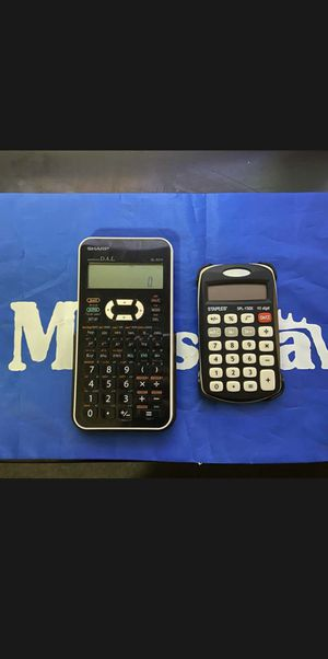 Calculator bundle for Sale in Los Angeles, CA