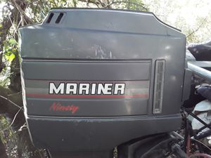 Mariner 90 hp outboard motor for Sale in Miami, FL
