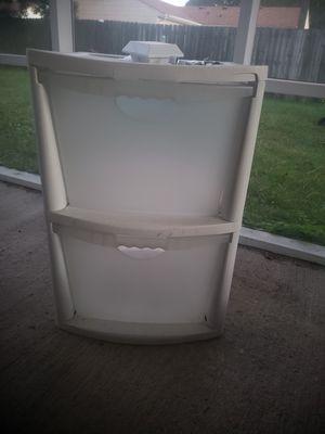 Large plastic bin for Sale in Virginia Beach, VA