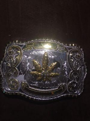 Hebilla para caballero 5 1/2 x 4 inch for Sale in Nashville, TN