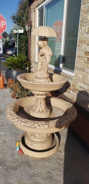 Fuente fountain for Sale in Riverside, CA