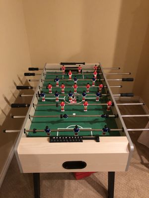 Foosball Table for Sale in Portland, OR