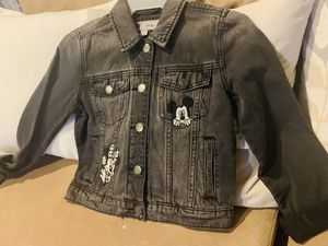 Kids jacket size large by Gap Disney edition minnie & Mickey $$$35 for Sale in Fontana, CA