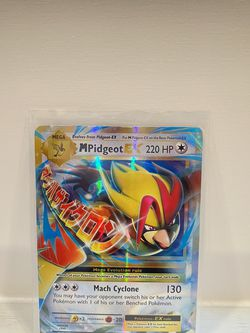 Mega M Pidgeot EX 65/108 Ultra Rare Holo for Sale in Hollywood,  FL