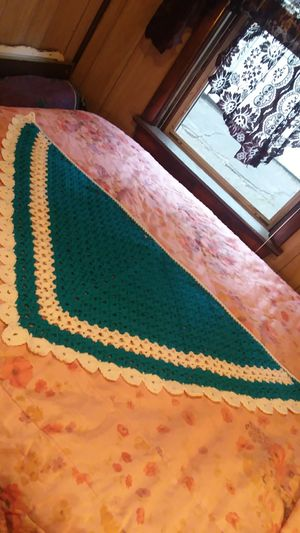 Hand Crocheted Shawl for Sale in Cleveland, OH