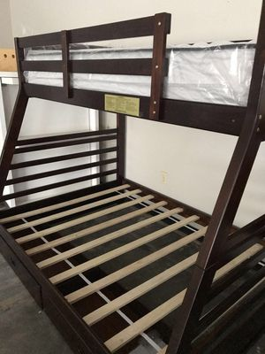 Twin / full bunk bed frame for Sale in Norcross, GA