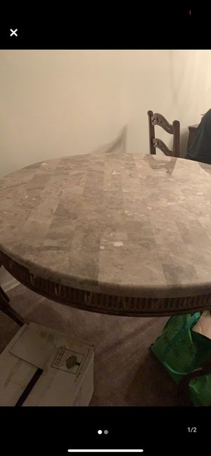 Marble Table for Sale in Washington, DC