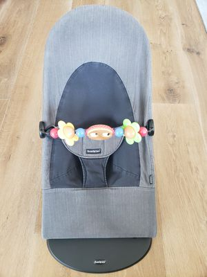 Baby Bjorn Bouncer Balance Soft - Organic Cotton - Googly Eyes Toy for Sale in Laguna Niguel, CA