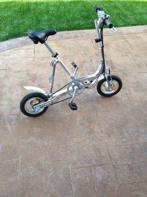 Electric Bike, VeloMini, Foldable for Sale in Austin, TX