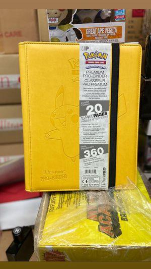 Pokemon Binder for Sale in Commerce, CA
