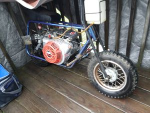 Mini bike 11hp motor for Sale in Browns Mills, NJ