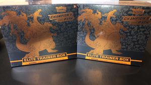 Pokemon Champions Path Elite Trainer Box for Sale in Sacramento, CA