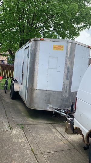 Cargo Trailer for Sale in Columbus, OH