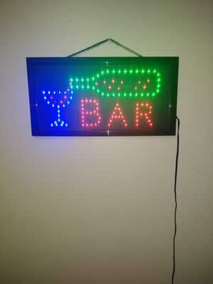 Bar sign for Sale in Chicago, IL