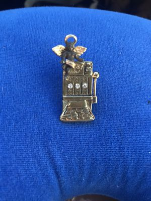 Guardian Angel Slot Machine Pin - Hat/ Purse Pin for Sale in Henderson, NV