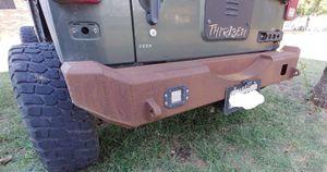 JKU Bumpers for Sale in Midlothian, TX