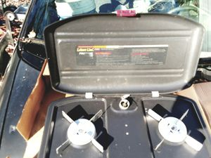 Propane cook stove for Sale in Waynesville, MO