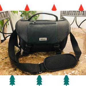 Nikon New Digital SLR Camera Bag - Black for Sale in Spring Hill, FL