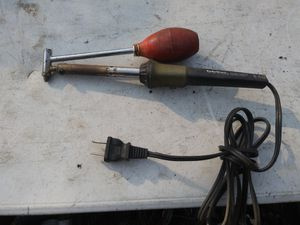 Desoldering iron for Sale in Livingston, CA