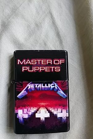 Metallica zippo lighter for Sale in Murfreesboro, TN