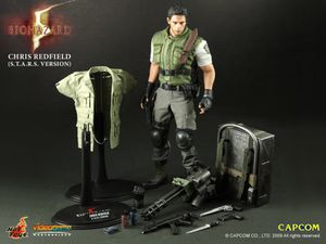 Hot toys Chris Redfield for Sale in Fresno, CA
