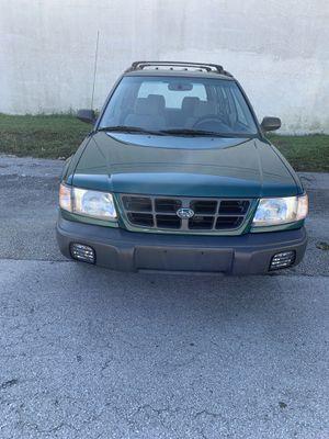 1998 Subaru Forester for Sale in Pompano Beach, FL