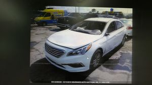 2015 Hyundai Sonata, FOR PARTS ONLY for Sale in Miami, FL