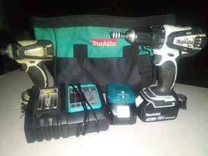 Makita Combo Set for Sale in Houston, TX