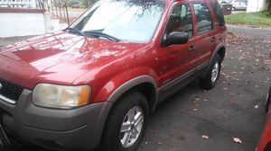Ford escape 2001 (4×4) for Sale in East Haven, CT