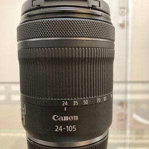 Canon RF 24-105 STM for Sale in San Diego, CA