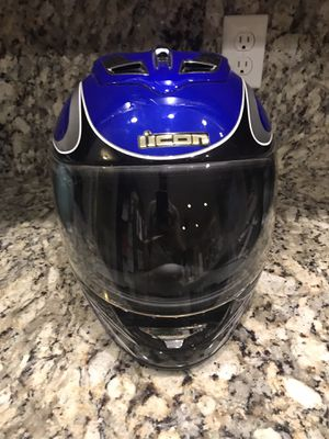 Icon Mainframe Halo Motorcycle Helmet for Sale in Royal Palm Beach, FL